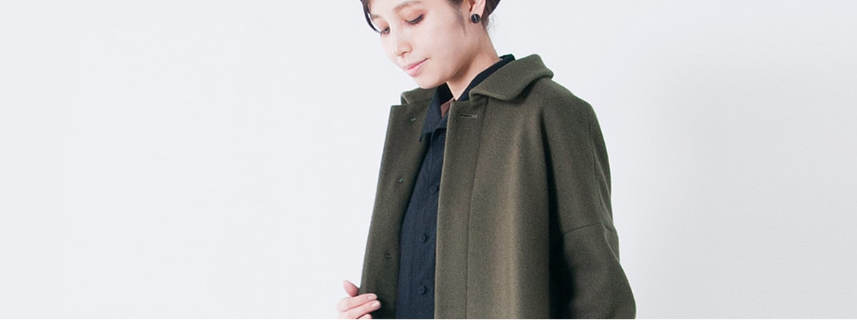 iroma 2016FALL / WINTER RECOMMEND OUTER COLLECTION