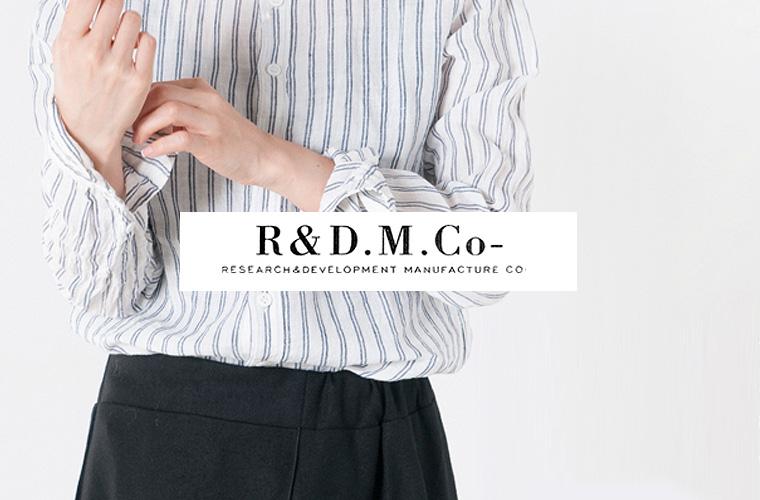 R & D.M.Co- / オールドマンズテーラー