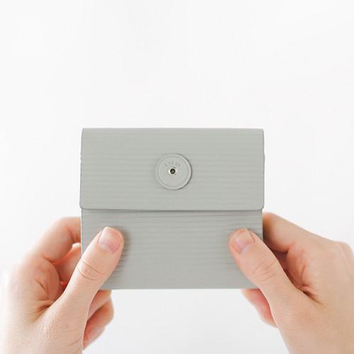 irose(イロセ) カードボードレザーミニウォレット acc-c02-hm