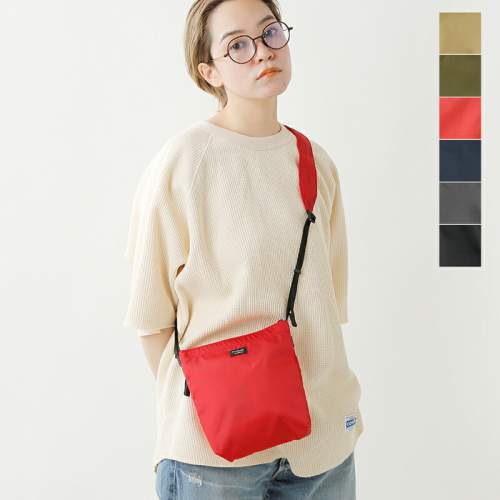 "【2018ss新作】STANDARD SUPPLY(スタンダードサプライ)<br />パッカブルショルダーバッグS""WEEKENDER"" packable-shoulder-s"