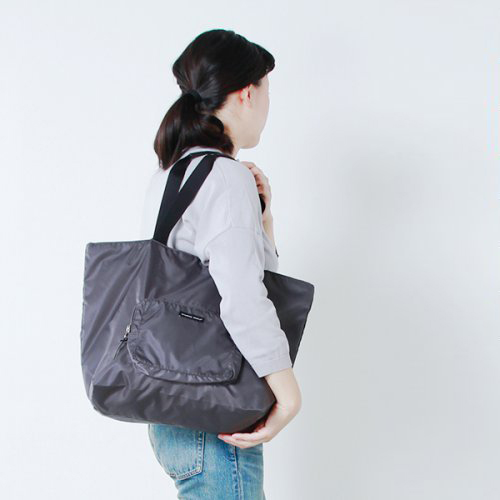 "【2018ss新作】STANDARD SUPPLY(スタンダードサプライ)<br />パッカブルトートバッグ""WEEKENDER"" packable-b-tote"