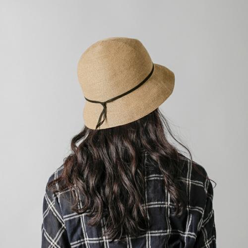 """mature ha.(マチュアーハ)ペーパーブレイドライトハット""""paper braid light hat short"""" mpb-01s-rf"""