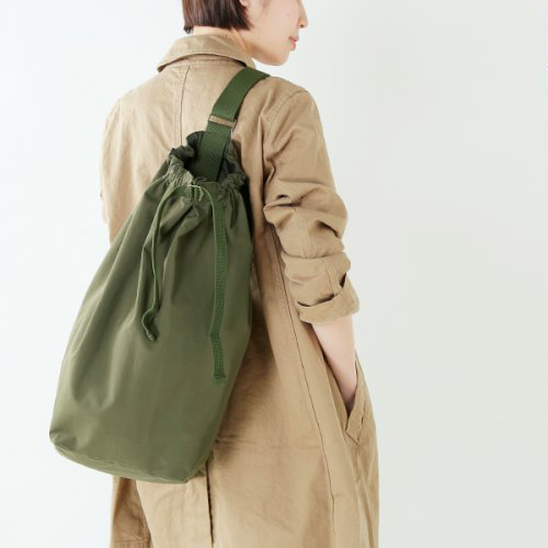 "LIVING CONCEPT(リビングコンセプト)<br />ダッフルバッグ ""DUFFLE BAG"" 181-90902-fn"