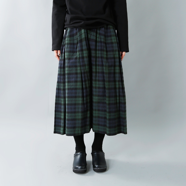 R & D.M.Co-(オールドマンズテーラー)<br />S/CワイドゴムパンツS/C WIDE GOM PANTS 3064