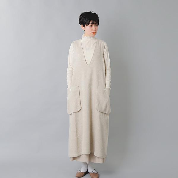 susuri(ススリ)アイデリックワンピース 19-260